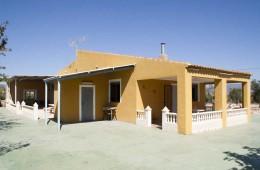 Casa de campo en camino del Prado – Pinoso