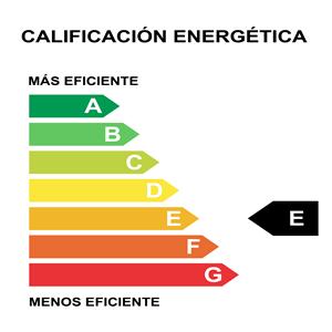 Certificado tipo E