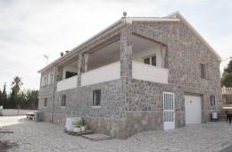 Chalet en urbanización El Aljibe junto al Maigmo Tibi Alicante