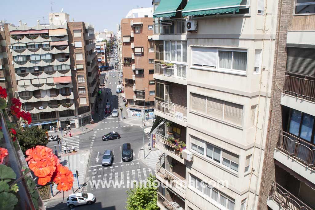 Piso venta calle Reyes Catolicos Alicante 02