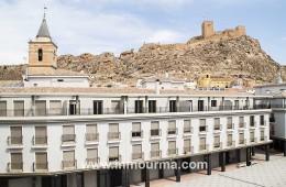 Aticos de 1, 2 y 3 dormitorios en la Plaza Mayor de Sax