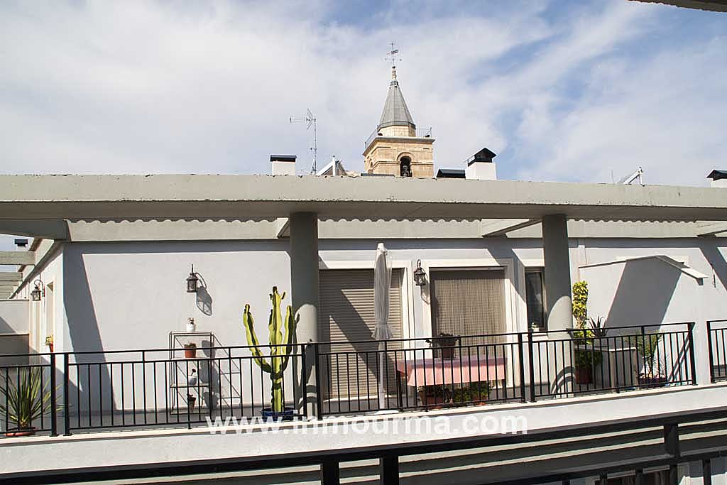 Aticos en plaza Mayor de Sax 32