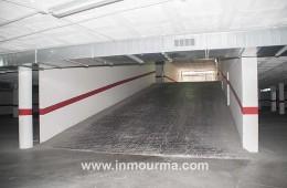 Garajes y trasteros de obra nueva en Plaza Mayor de Sax