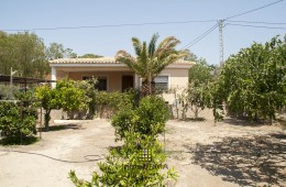 Chalet en urbanización Hoya de Los Patos en Busot Alicante