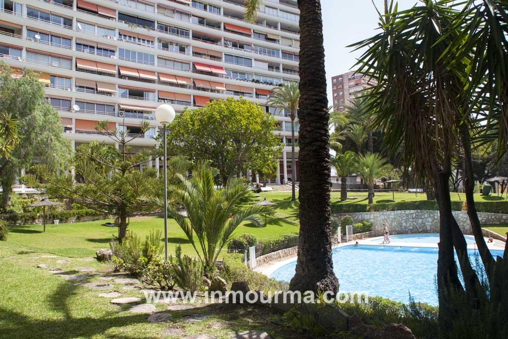 Piso urbanizacion La Chicharra Albufereta Alicante 03