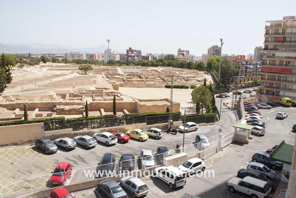 Piso urbanizacion La Chicharra Albufereta Alicante 09