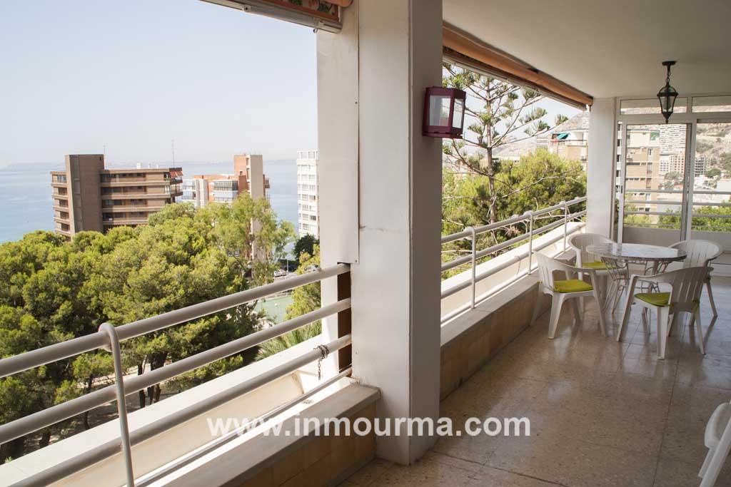 Piso urbanizacion La Chicharra Albufereta Alicante 19