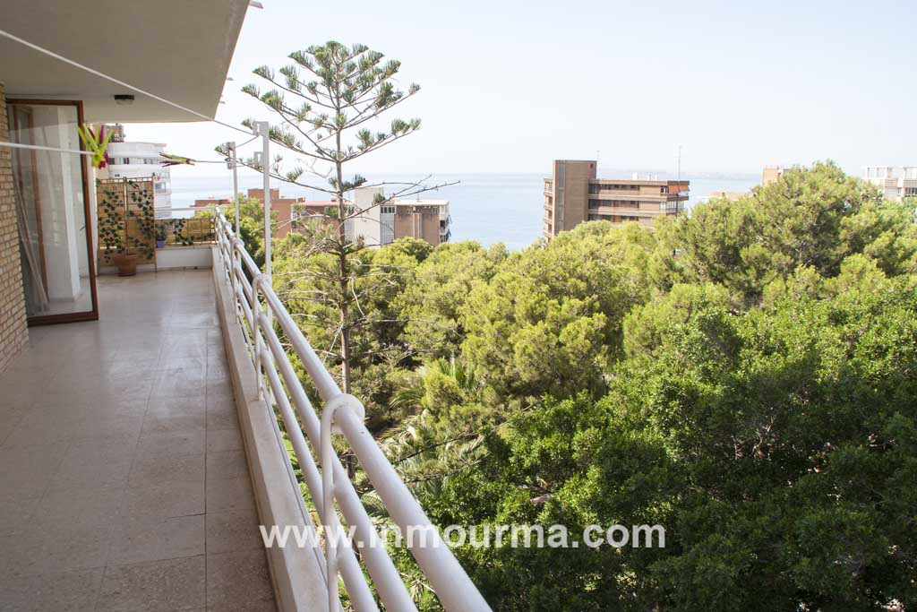 Piso urbanizacion La Chicharra Albufereta Alicante 29