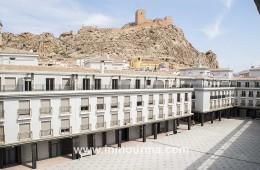 Pisos de 2 y 3 dormitorios en la Plaza Mayor de Sax