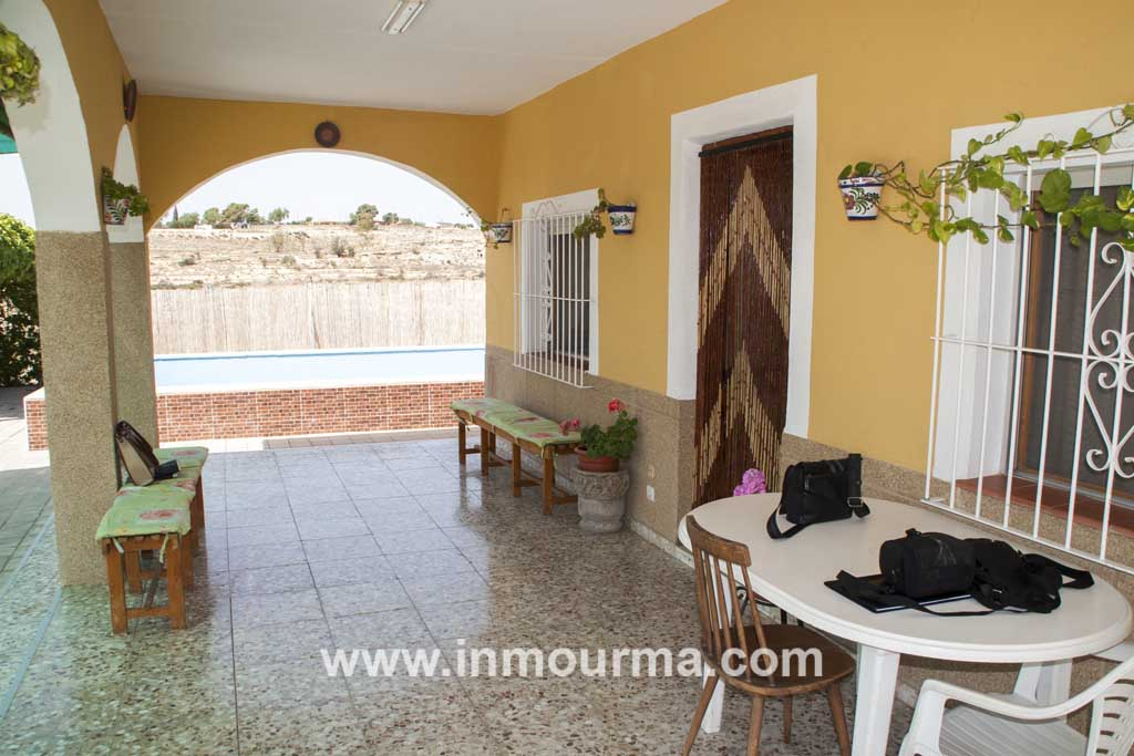 Casa en Partida Boqueres San Vicente del Raspeig 14