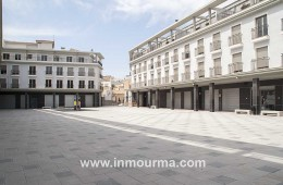 Local comercial en Plaza Mayor de Sax
