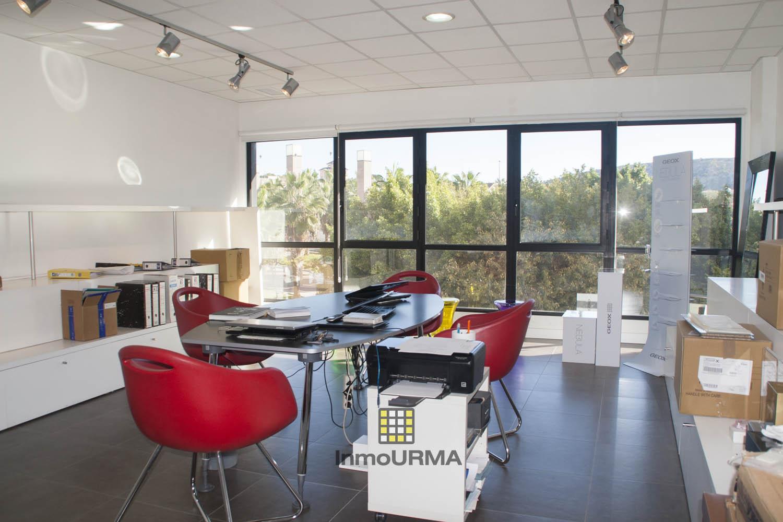 Oficina junto al centro comercial Gran Via Alicante 02