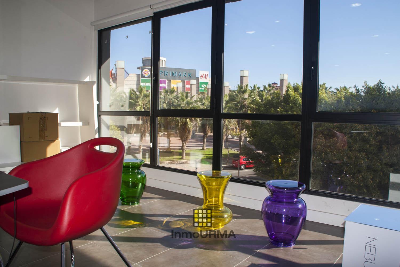 Oficina junto al centro comercial Gran Via Alicante 04