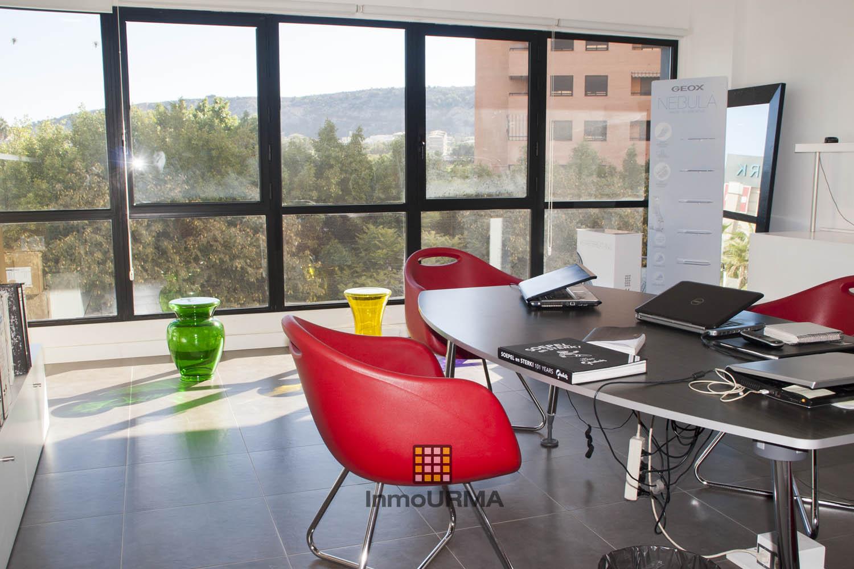 Oficina junto al centro comercial Gran Via Alicante 05