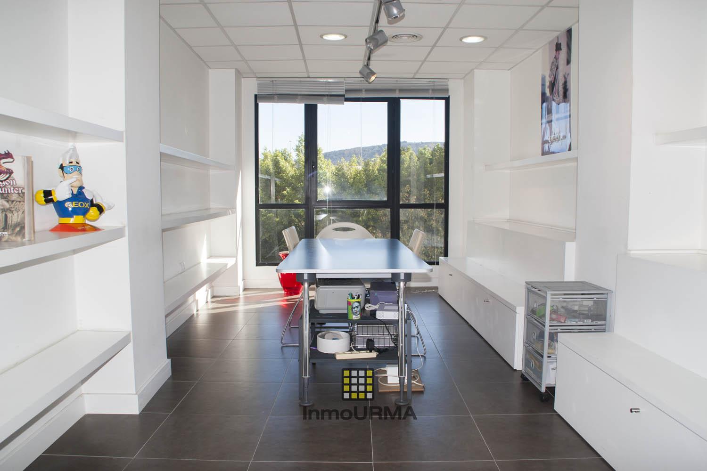 Oficina junto al centro comercial Gran Via Alicante 09