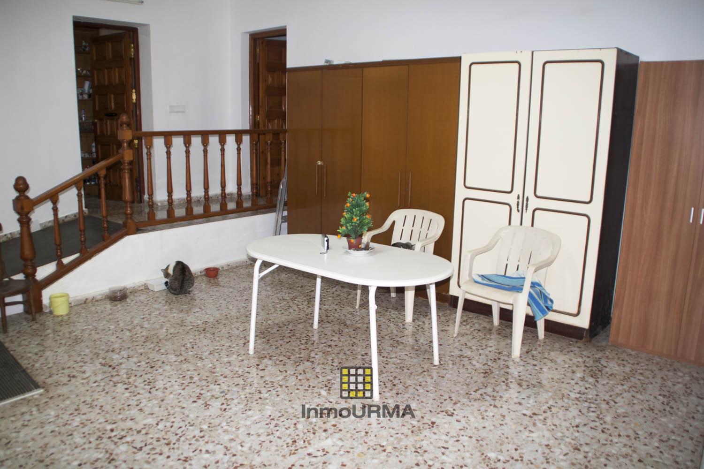 Chalet urbanizacion Rio Park calle Fenaquita Mutxamel 36