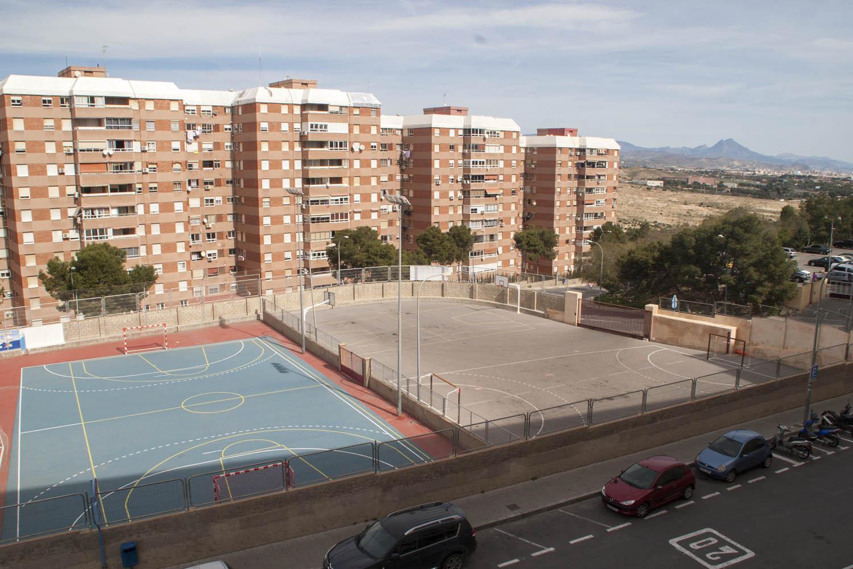 Piso calle Pintor Pedro Camacho Miradores Alicante 23