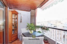 Piso reformado de 2 dormitorios en Plaza Paseíto Ramiro