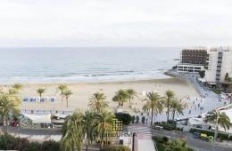 Piso de 5 dormitorios en primera línea de la playa del Postiguet