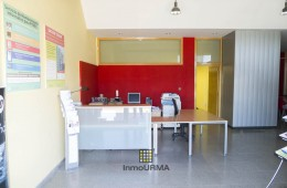 Local comercial en Sant Joan d´Alacant frente a carretera N-332