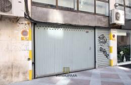 Plaza de garaje en calle Gravina junto al Ayuntamiento de Alicante