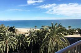 Piso en urbanización Raspeig en playa Muchavista El Campello