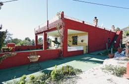 Casa de campo en partida Horna Alta en Novelda