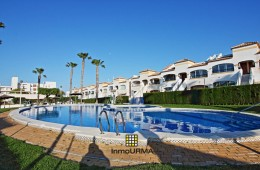 Apartamento con terraza solárium en Gran Alacant