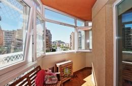 Piso exterior de 2 dormitorios en Gran Vía Alicante